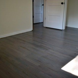 Bona Gray Stain On Red Oak Flooring Floor In 2019 Red