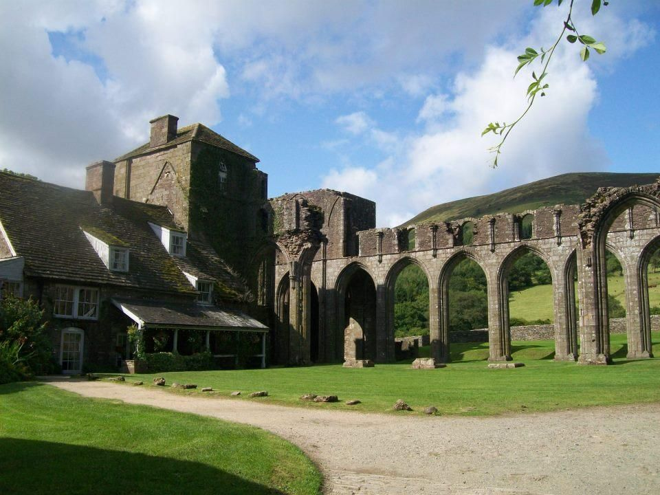 Llanthony Priory Hotel Black Mountains Wales