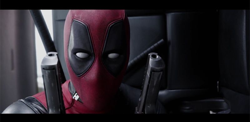 Easter Eggs And References In The First Deadpool Trailer Deadpool Movie Deadpool Deadpool Trailer