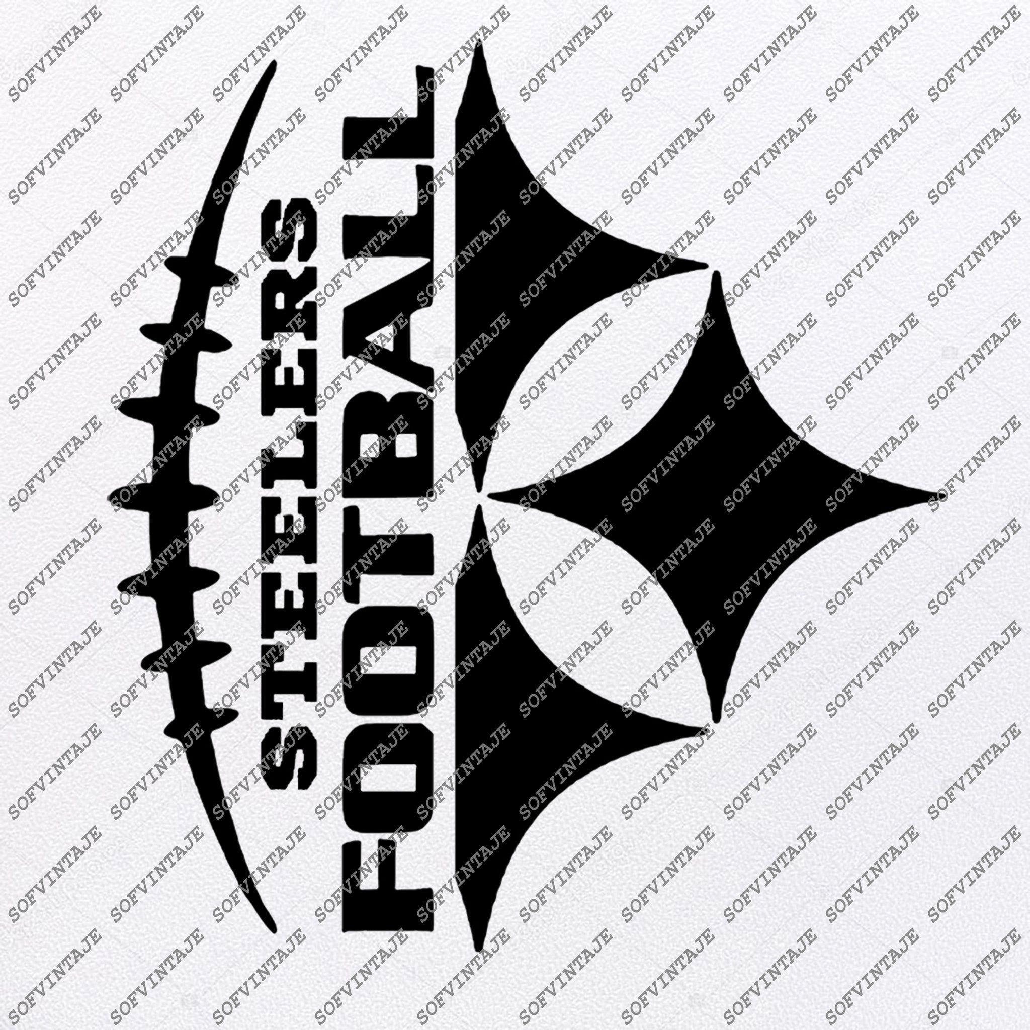 Football Svg File Football Clip art Football Stencil