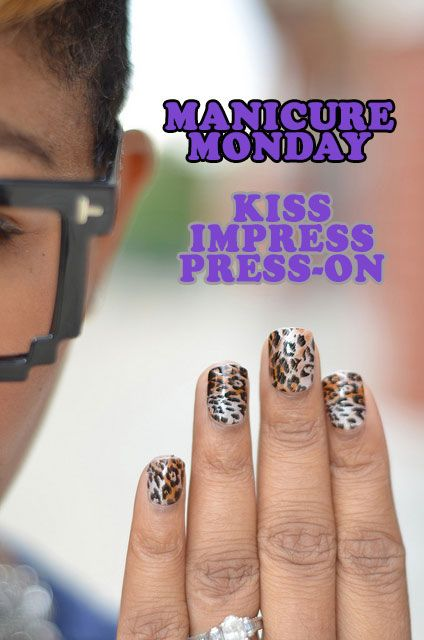 Kiss Impress Press-On Manicure Review | Glasses and Glitter ...