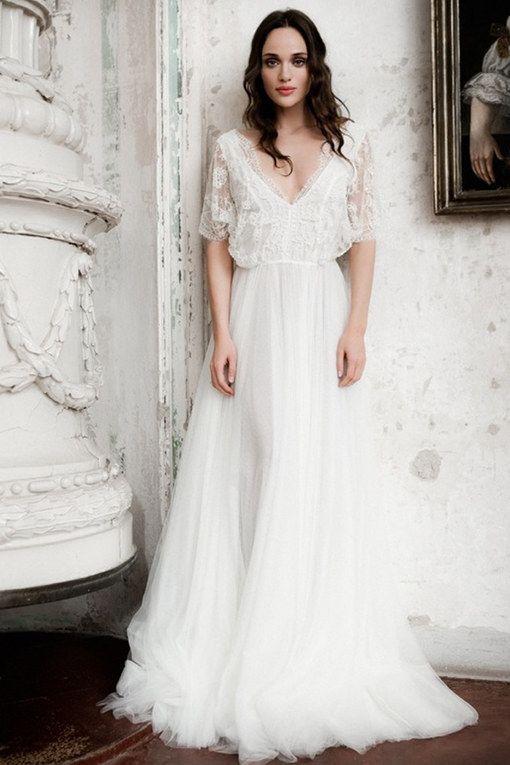 50 Unique Unconventional Wedding Dresses Gorgeous Wedding Dress Boho Wedding Dress Lace Unconventional Wedding Dress