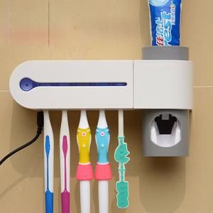 toothbrushcleaner uv toothbrush sanitizer sanitize on disinfectant spray wall holders id=50960