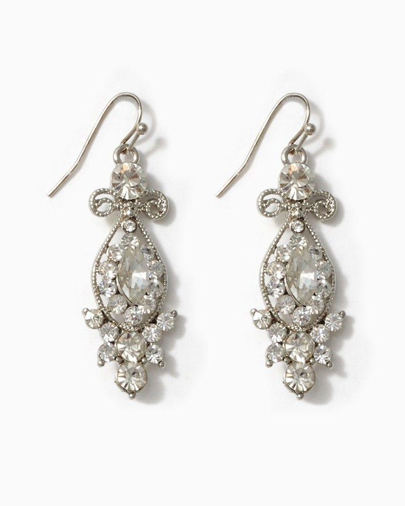 charming charlie North Star Noir Earrings UPC 410006635920