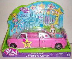 Polly Limo Polly Pocket Old Toys Polly Pocket Dolls