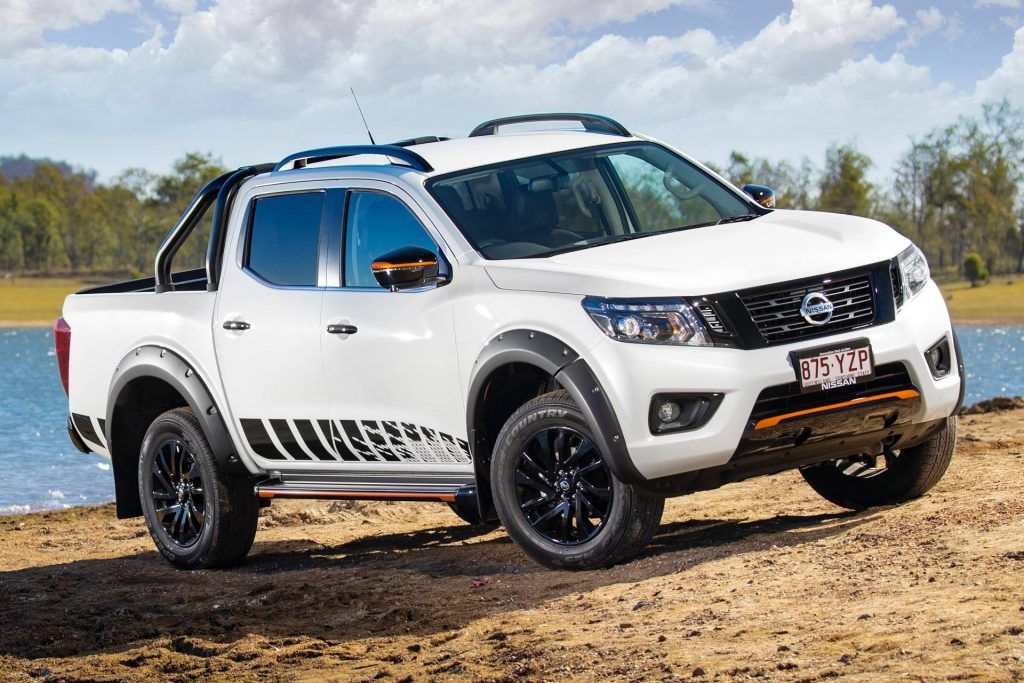 2020 Nissan Navara N Trek Is Australia S New Range Topping Special Edition Carscoops Nissan Navara Nissan Toyota Hilux