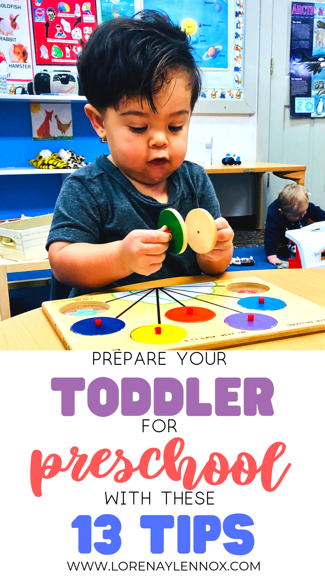 13 Tips To Prepare Your Toddler For Their First Year Of