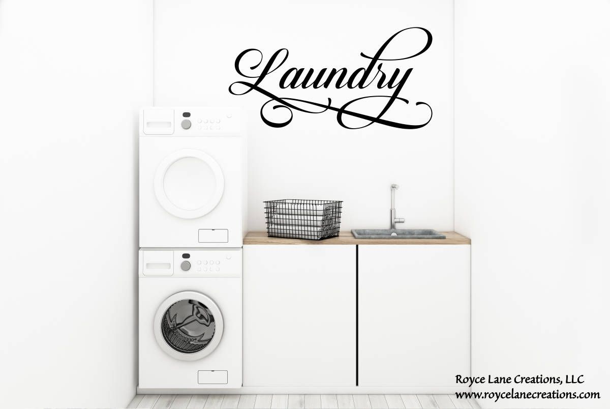 Laundry Room Decal Laundry Door Decal Laundry Room Decor Laundry Decal Laundry Decor Laundry Door Vinyls Laundry Stickers Laundry Sign Laundry Room Decals Room Decals Door Decals