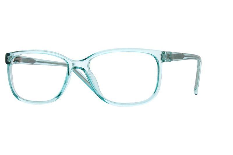 Brown Square Glasses 128012 Zenni Optical Eyeglasses
