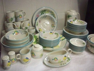 Studio Nova Barrier Reef Dish Set Of 56 Pieces Dish Sets Dishes