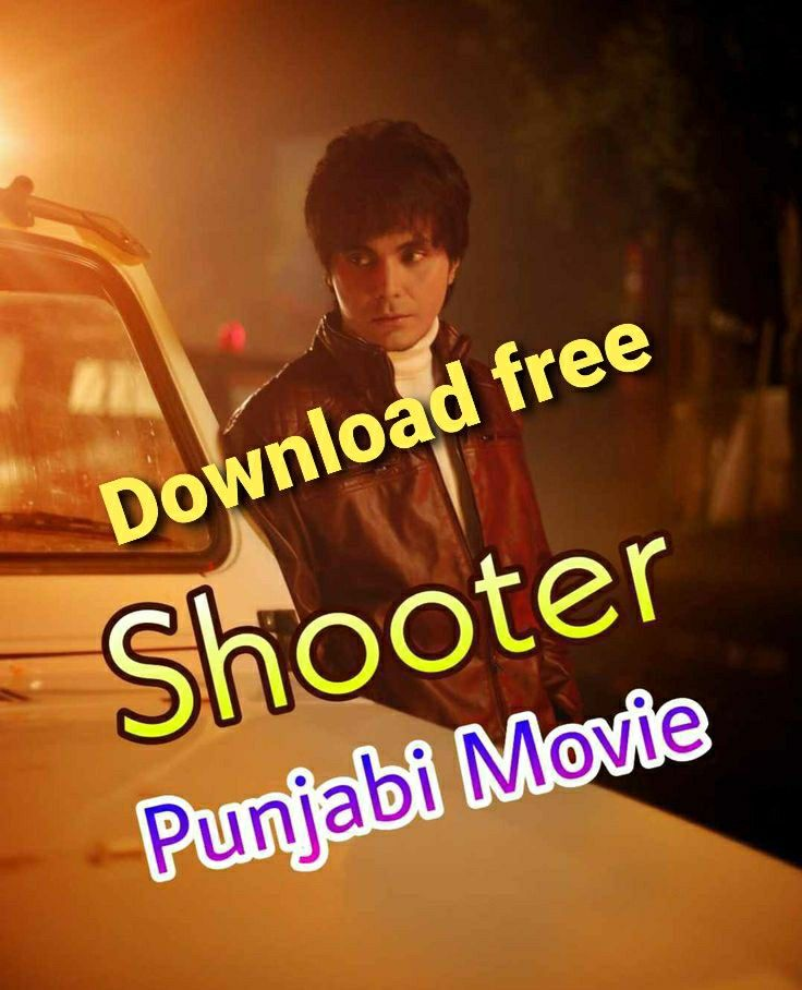 Shooter Punjabi Movie 2020 Release Date Download Free Movies Online, Free Movie Downloads, Gangster Movies, Download Wallpaper Hd, Film Life, Film Posters, I Movie, Entertaining, Bollywood