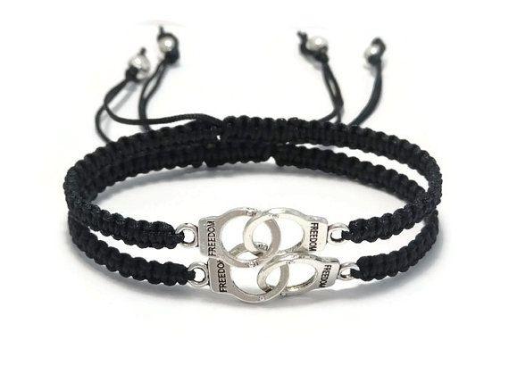 Couples bracelet set bff bracelet
