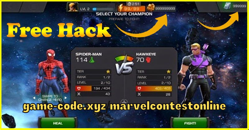 Pin On Marvel Contest Of Champions Hack
