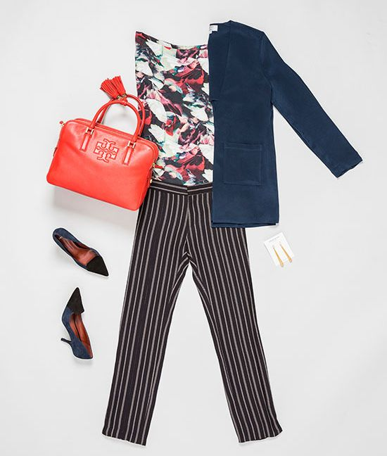 Trend Report: Layer Your Office Look