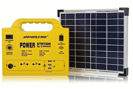 Top 10 Best Solar Generators In 2020 Reviews Buyer S Guide Solar Generator Solar Energy Panels Solar Electric