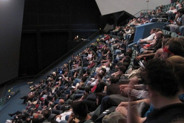 Alucina en IMAX Madrid
