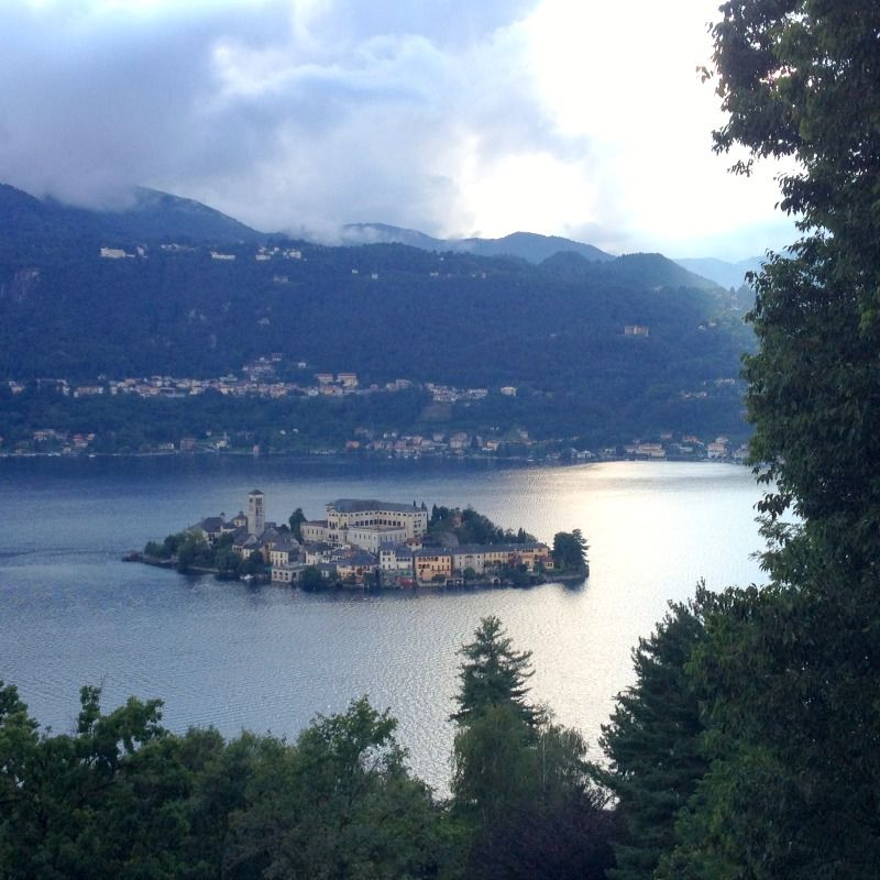 Lake Orta | Italy Show and Tell: Around Stresa and Lake Maggiore | BrowsingItaly.com