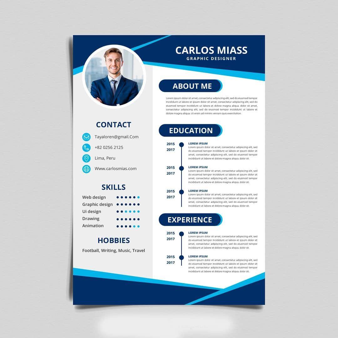 Cv Word Document Format Cv Words Free Resume Template Word Resume Template Word