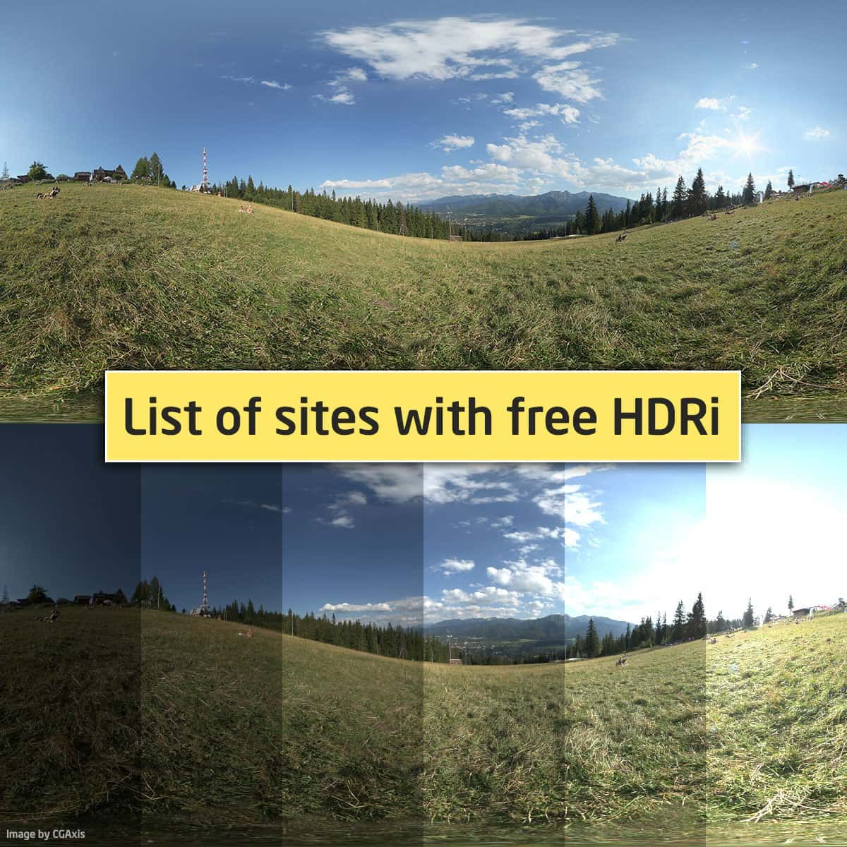 free hdri