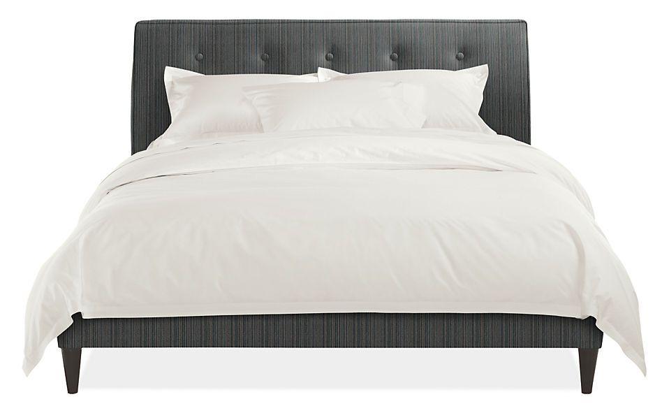 Hoffman Custom Bed Apt ideas, Mid century design and Upholstery
