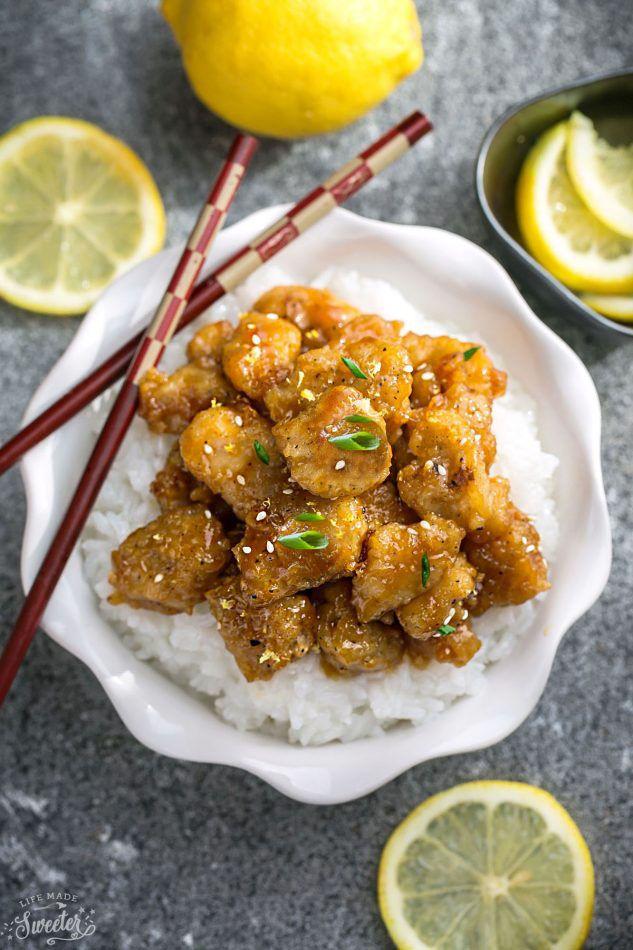 Asian lemon chicken easy 30 minute chinese lemon chicken thats asian lemon chicken easy 30 minute chinese lemon chicken thats perfect for busy weeknights forumfinder Images