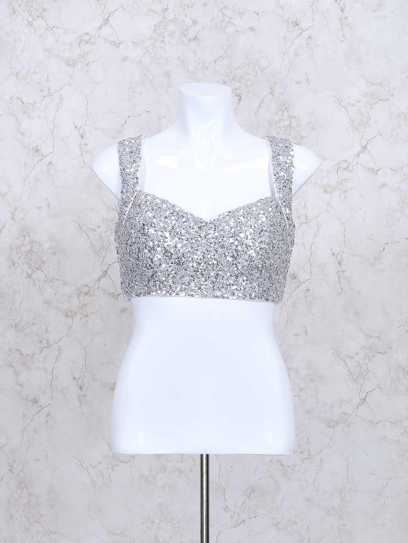 84eb1ae2e2816f Sweetheart neckline ready-made blouse,, Designer blouse for saree, latest  designer party wear blouse Designer readymade blouse for wedding, Designer  party ...
