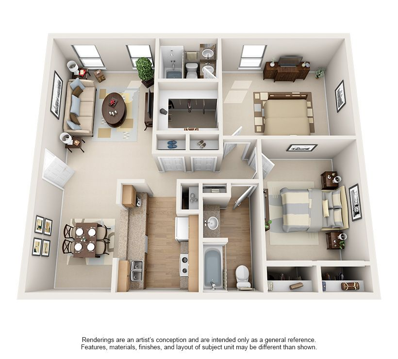 Luxury One And Two Bedroom Apartments In Bellaire Tx Apartment
