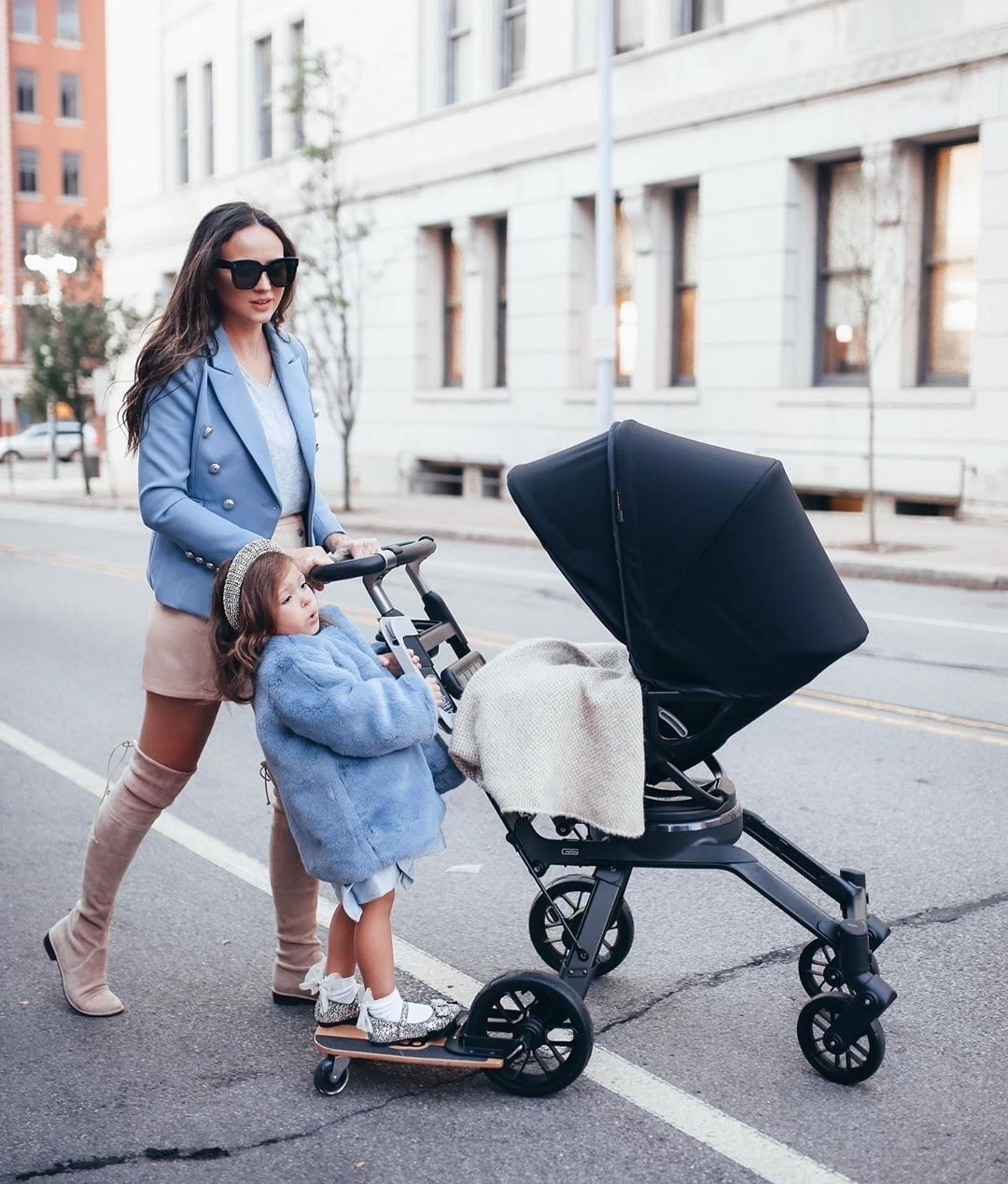 """""""orbitbabyusa making a mom on the go moment much easier"""