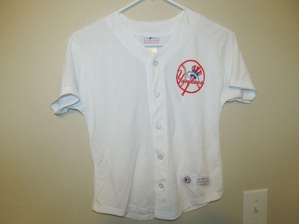 free shipping 0884a 73732 Derek Jeter - New York Yankees jersey - Youth medium ...