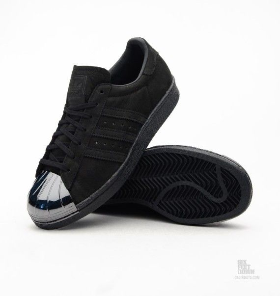 Adidas Superstar Black Metal