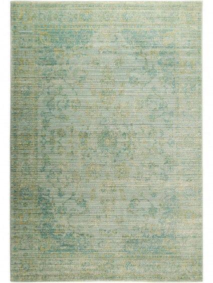 Teppich Visconti Grün 80x150 cm Teppiche Pinterest Teppiche - wohnzimmer grau beige grun