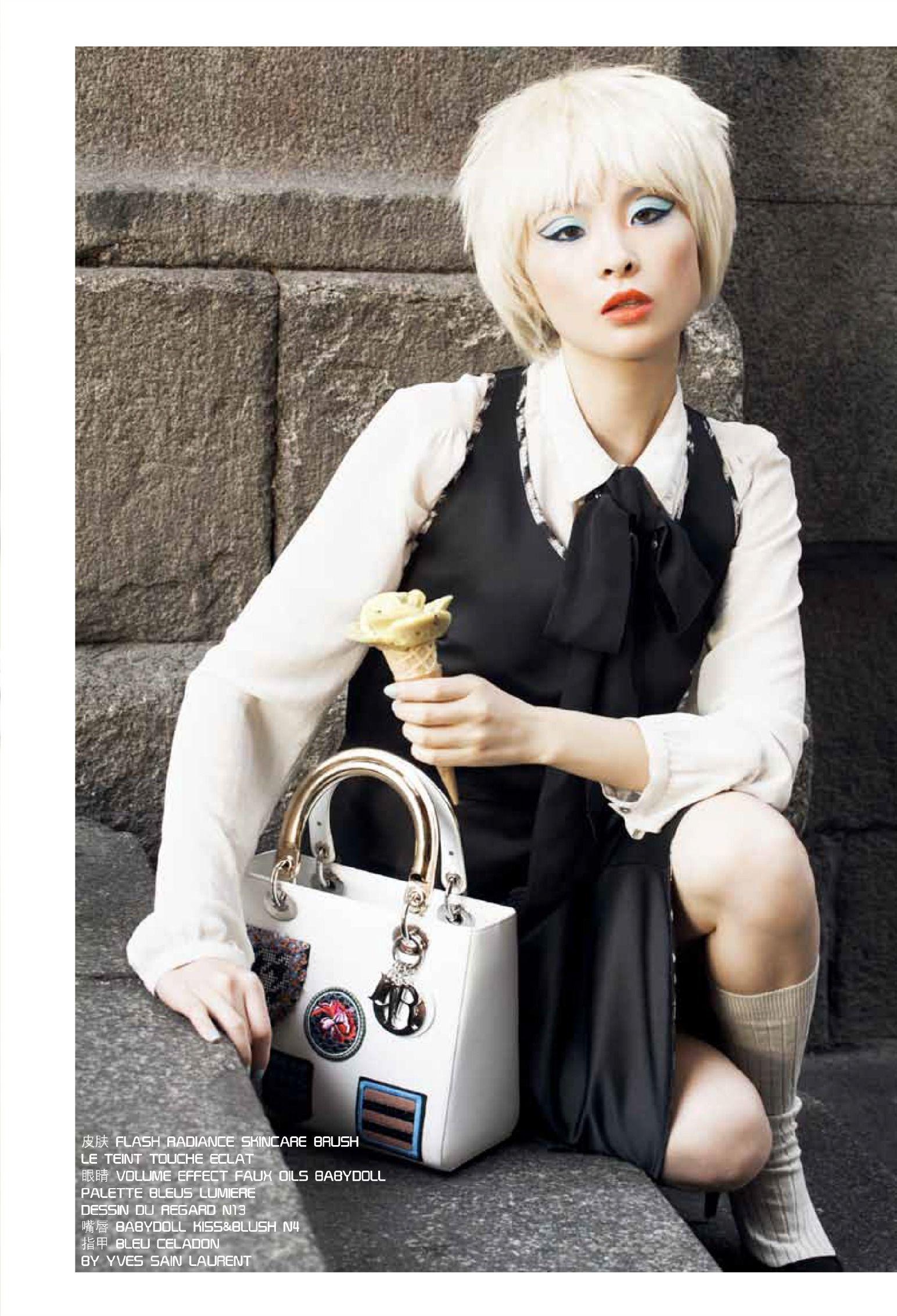 Amorino en Avenue Illustrated China (nº6). #PressCoverage #Clipping #Magazine #Fashion