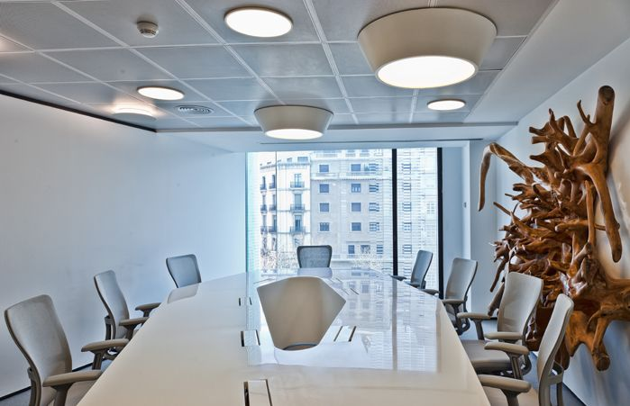 Pin By Vibia On In The Office By Vibia Cool Office