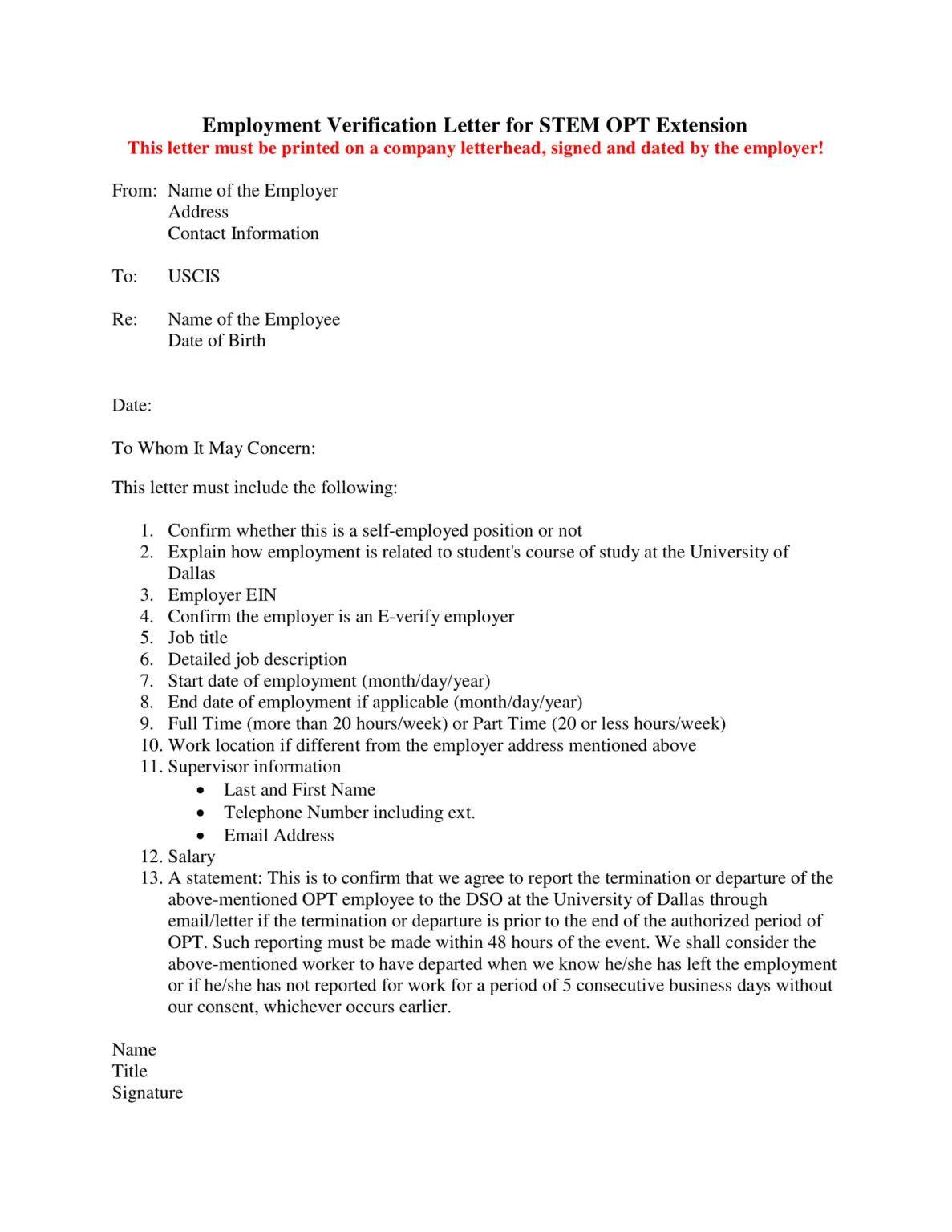 14 Employment Verification Letter Examples Pdf Doc Inside Employment Verification L Letter Template Word Letter Example Cover Letter Example Administrative
