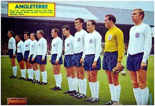 Soccer Nostalgia Old Team Photographs Part 21h England Football Team England National Football Team Football Team Pictures