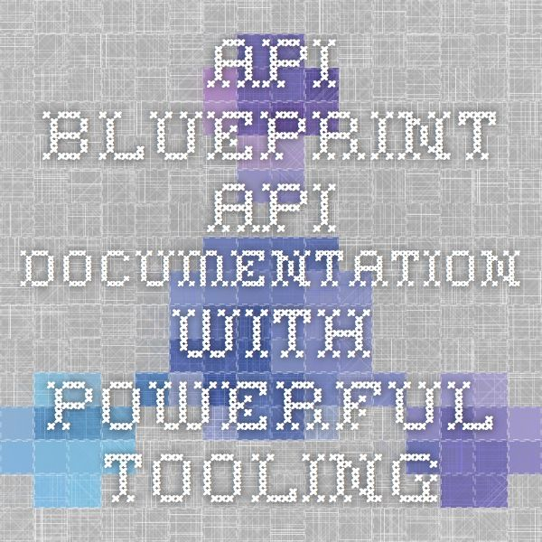 Api blueprint api documentation with powerful tooling design api blueprint api documentation with powerful tooling malvernweather Choice Image