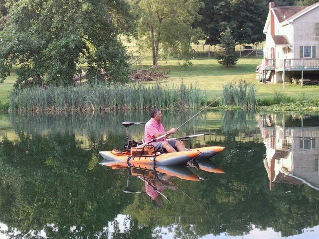 Colorado xt pontoon boat in action fishing pinterest for Fly fishing pontoon
