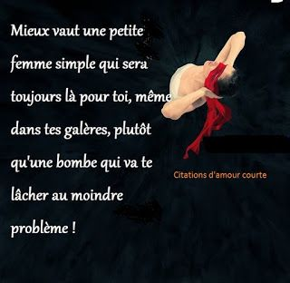 Citation Damour Courte Pour Lui Lamour De Ma Vie Car