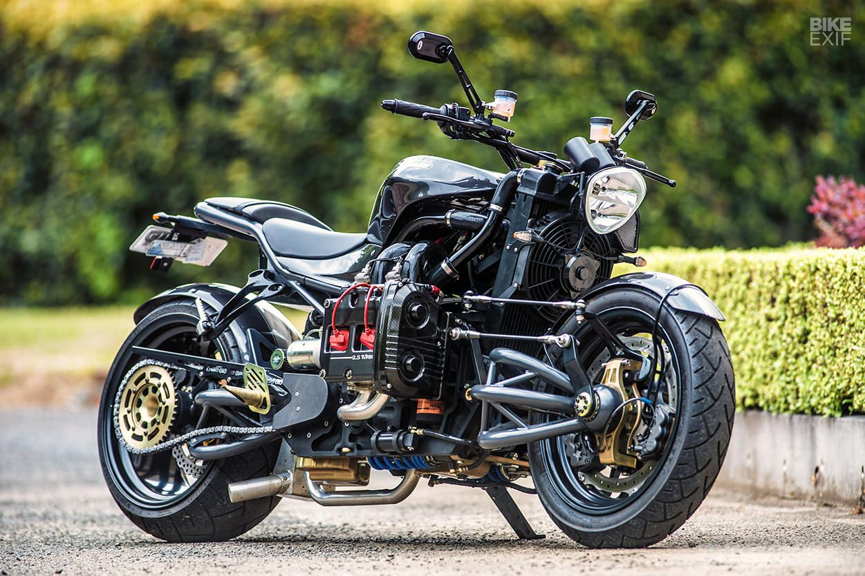 The Top 10 Custom Motorcycles Of 2014 Motorcycle Bike Exif