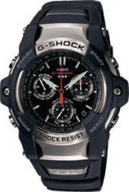 Casio G-Shock : GIEZ (October 2007 Model) Casio Watch # GS-1001-1A GS-1001-1 GS10011 (Men' s Watch). Please visit us at the following URL: http://www.bodying.com/casio-g-shock-giez-gs-1001-1a/watches/14255