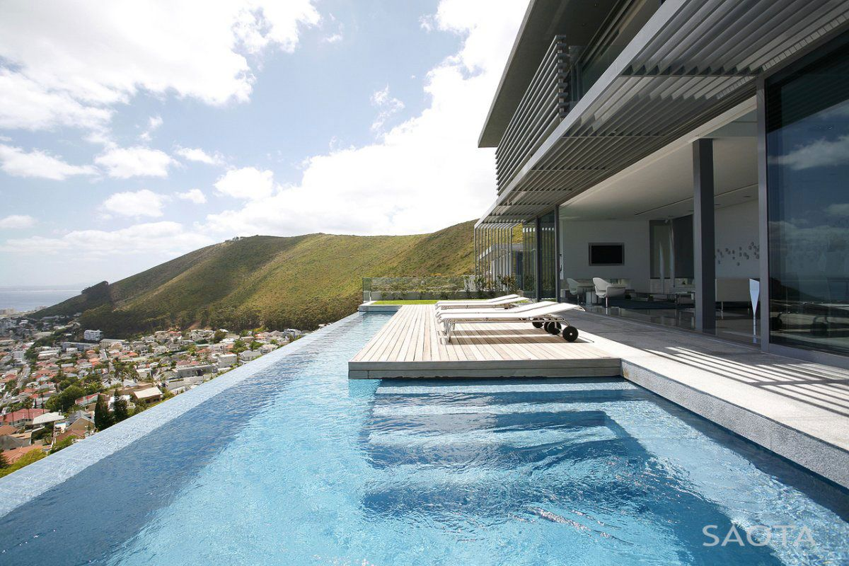 Views, Infinity Pool, Terrace, Contemporary 3Level Home