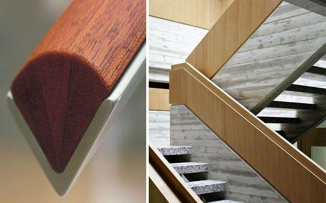 pasamanos modernos para escaleras de diseo ms