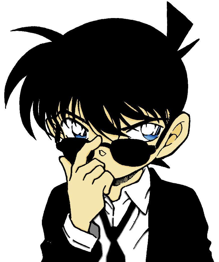 Image result for Conan Edogawa pinterest
