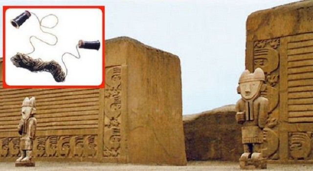 Archaeologists Discovered 1,200 Year Old Telephone | The Controversial Files