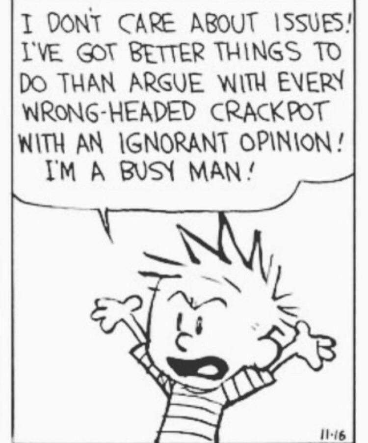 Yeah What Calvin Said In 2020 Calvin And Hobbes Quotes Calvin And Hobbes Comics Funny Quotes
