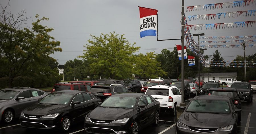 UsedCar Sales Boom as New Cars Get Too Pricey for Many
