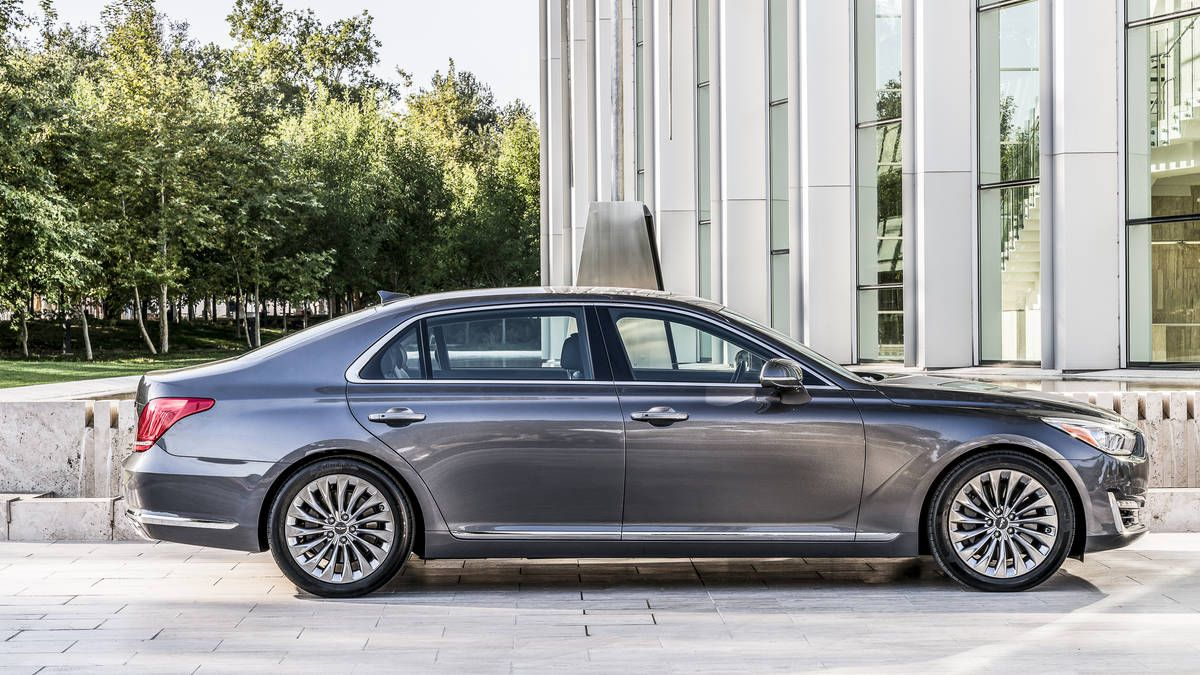 Check out the all new 2017 hyundai genesis g90 hyundai luxury newcars