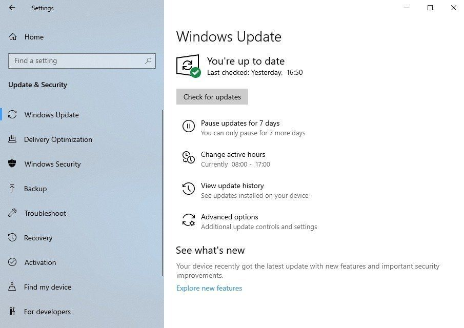 Windows 10 Version 1903 Windows Update Improvements News Windows 10 Windows Defender Windows