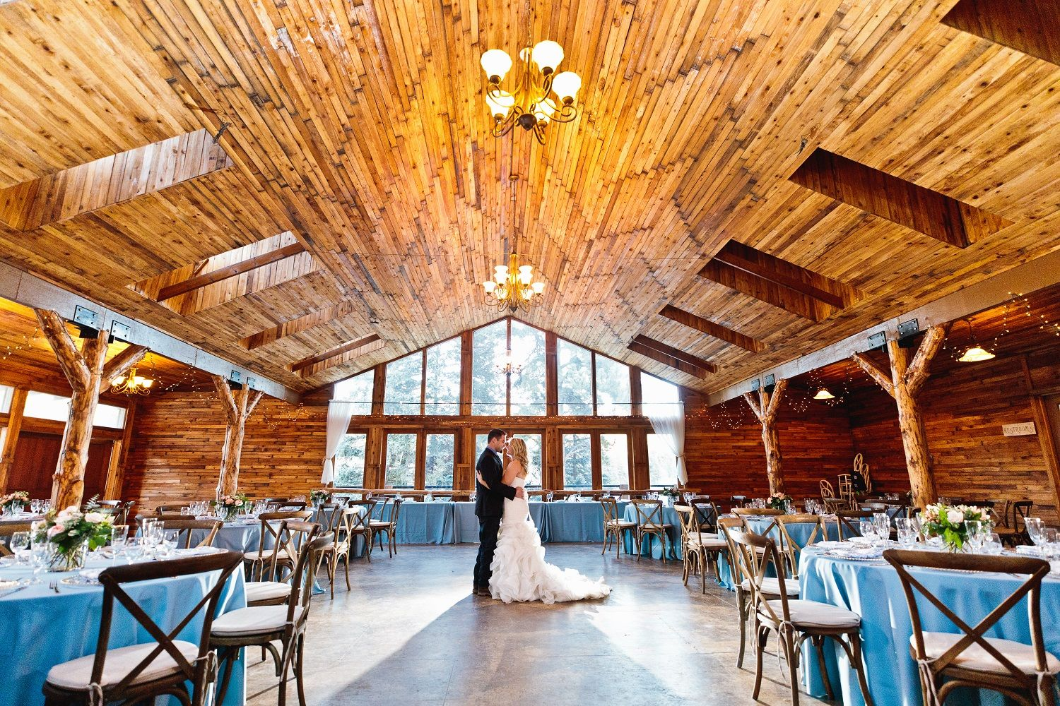 Wedgewood Weddings Mountain View Ranch in Pine, Colorado