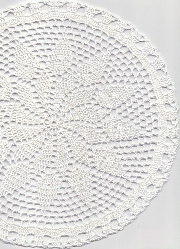Vintage style crochet lace doily doilies centre piece wedding table vintage style crochet lace doily doilies centre piece wedding table decoration in home furniture junglespirit Image collections